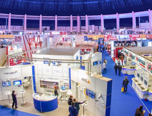 Smartek a Romanian Security Fair