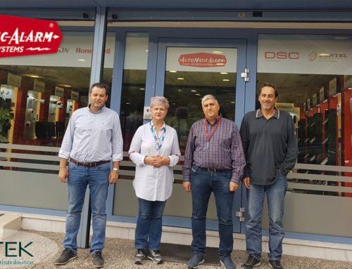 Nuevo SMARTEK distribuidor in Atenas