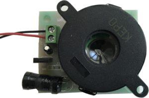 Sirène interne pour générateur de fumée antivol NUBI 4.0
