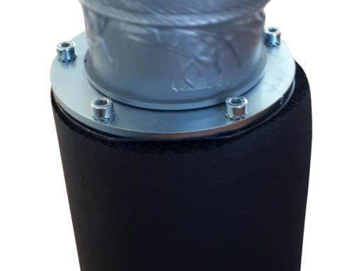 Emballage de sécurité pour cartouches de fumée