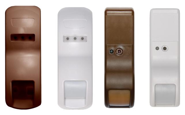 Sensore tenda doppia tecnologia da esterno per porte e finestre